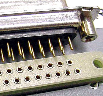 Replaceable Connector